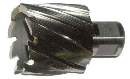 "Picture of Annular Cutter HSS 1-1/8"" x 1"
