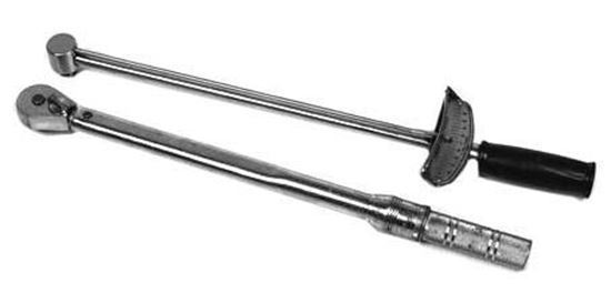 """Picture of Torque Wrench Click Type / 3/4"""" Drive"""