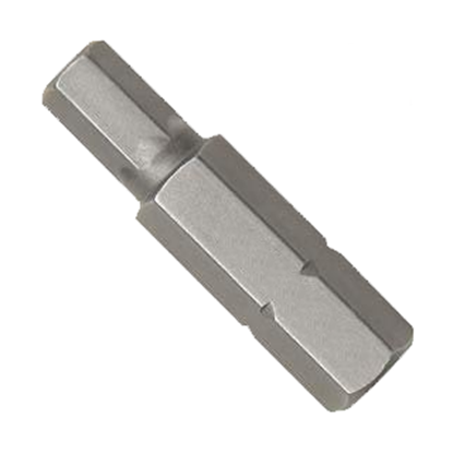 Picture of Metric Hex Bit Insert
