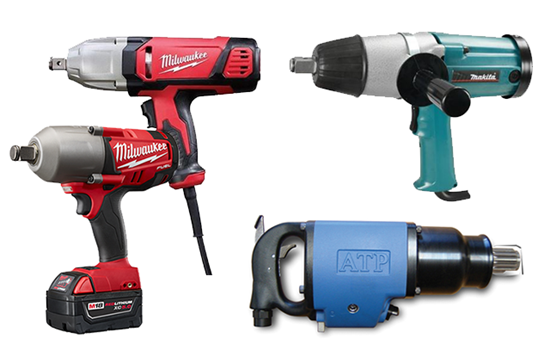 """Picture of Impact Wrench 