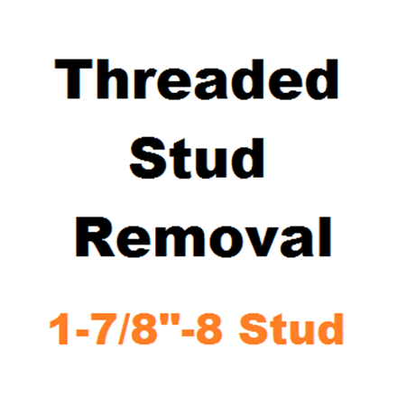 "Picture for category Stud Removal  1-7/8""-8"