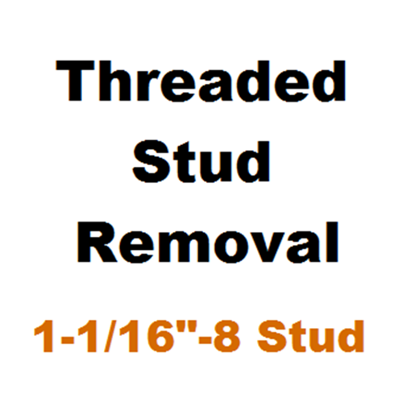 "Picture for category Stud Removal  1-1/16""-8"