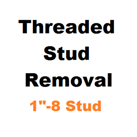 "Picture for category Stud Removal  1""-8"