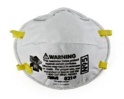 3M™ Particulate Respirator 8210 N95 / 20pcs