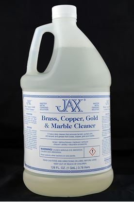 JAX Brass, Copper, Gold and Marble Cleaner 1gal