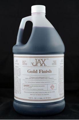 JAX Gold Finish - Gallon