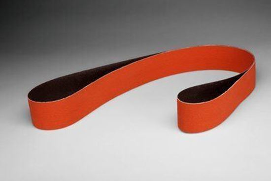 "3M™ Cloth Belt 907E 3"" x 132"""