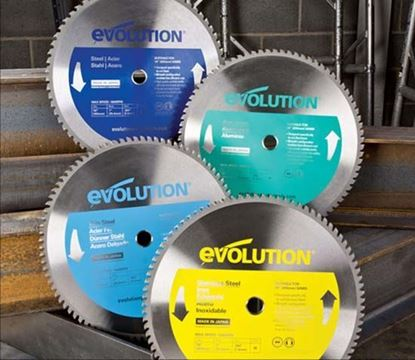 Evolution Saw Blades