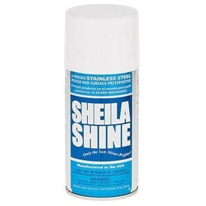 SHEILA SHINE Aerosol stainless steel polish