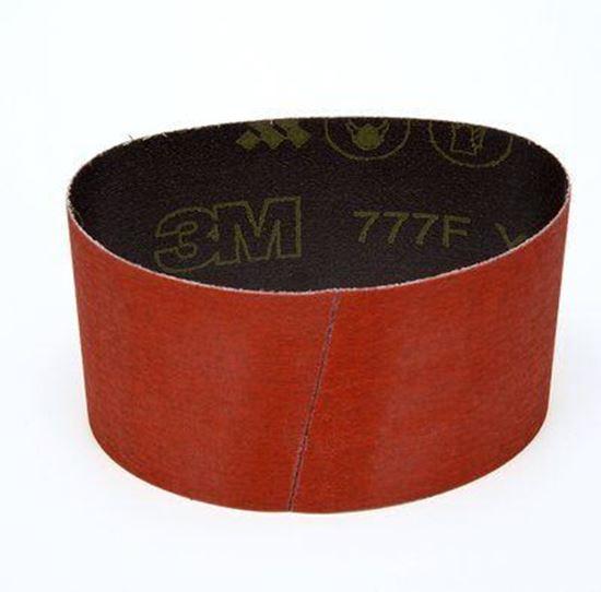 """3M™ Cloth Belt 777F 3-1/2"""" x 15-1/2"""" Fabri-lok, Single-flex"""