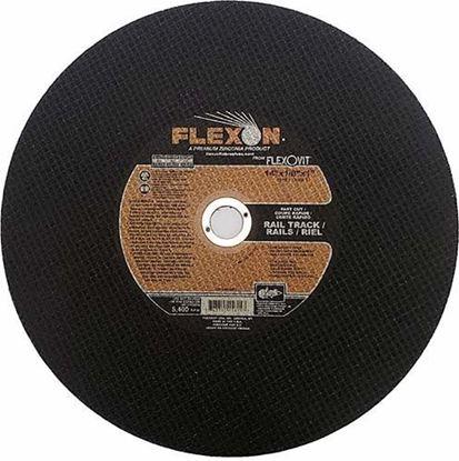 Flexovit FLEXON Cut-off Wheel 14 x 1/8 x 1 Type 1