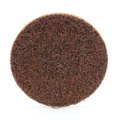 "Scotch-Brite™ Roloc™ Surface Conditioning Discs 3"" / A Coarse / Brown"