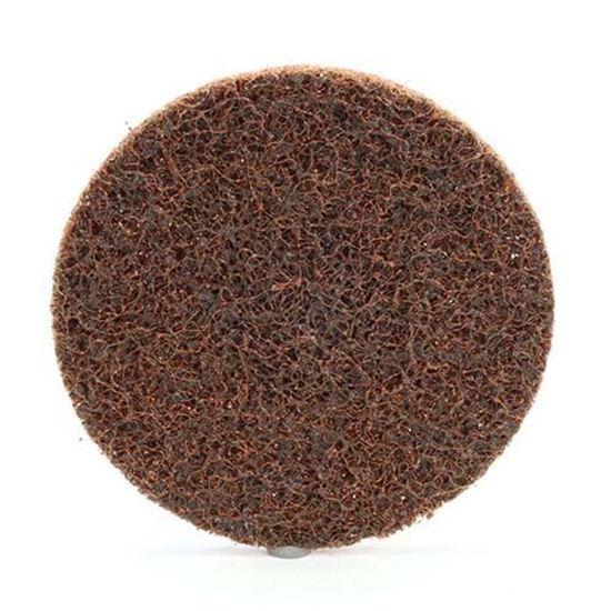 "Scotch-Brite™ Roloc™ Surface Conditioning Discs 3"" / A Coarse / Brown"