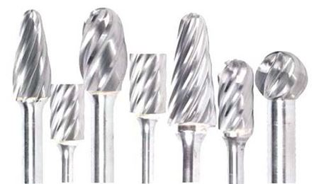 Picture for category Carbide Burrs - Aluminum Cut