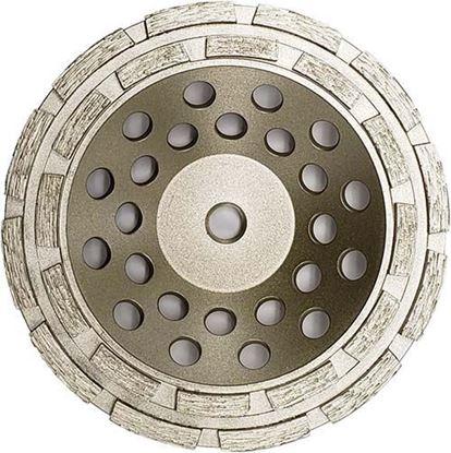 "Diamond Cup Wheel 7"" X 5/8"" -11"
