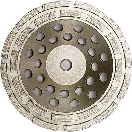 "Diamond Cup Wheel 7"" X 5/8"" -11"