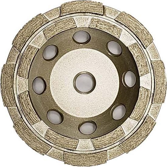 "Diamond Cup Wheel 4-1/2"" X 5/8"" -11"