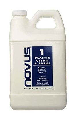 Novus 1 Plastic Clean & Shine 64oz.