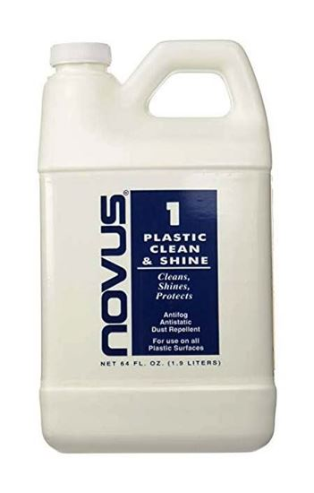 Novus 1 Plastic Clean & Shine 64oz.