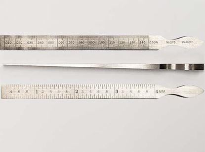 Taper Gage inches and metric