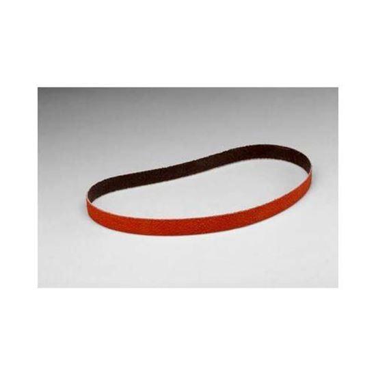 """3M™ Cloth Belt 777F 1/2"""" x 24"""" Fabri-lok, Single-flex"""