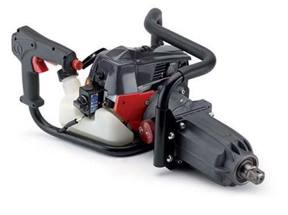 """Portable Two Cycle Gas Engine Impact Wrench 1"""" Drive"""