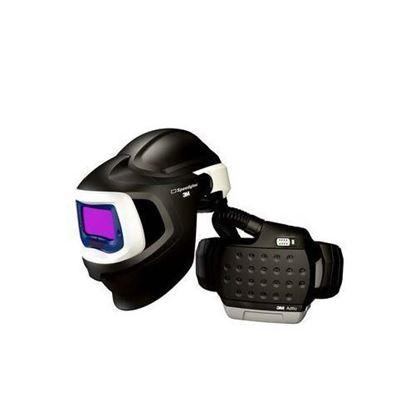 3M™ Adflo™ Powered Air Purifying Respirator HE System with 3M™ Speedglas™ Welding Helmet 9100 MP