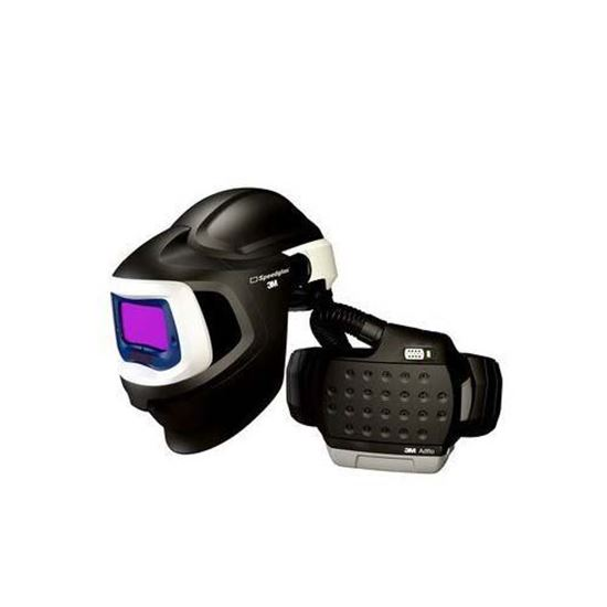 3M™ Adflo™ Powered Air Purifying Respirator HE System with 3M™ Speedglas™ Welding Helmet 9100 MP