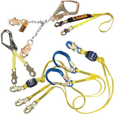Picture for category Fall Protection Lanyards
