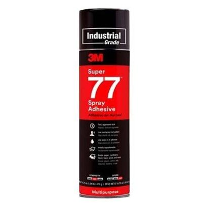 3M™ Super 77™ Multipurpose Spray Adhesive