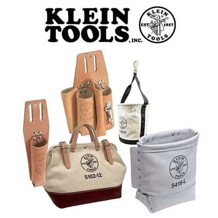 Picture for category Klein Bags & Tool Holders