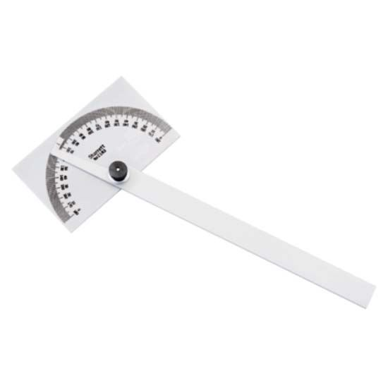 "Steel Protractor 6"" (0-180 degrees)"