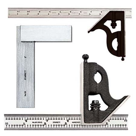 Picture for category Combination Squares & Precision Square