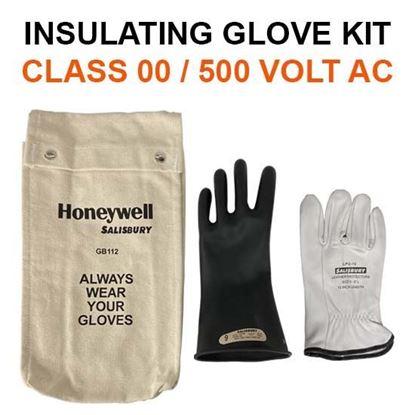 Insulating Glove Kit   Class 00 Type 1
