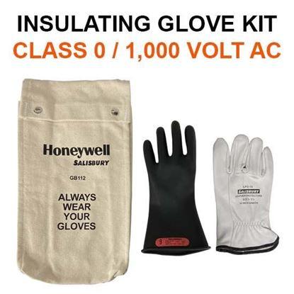 Insulating Glove Kit   Class 0 Type 1