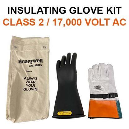 Insulating Glove Kit   Class 2 Type 1