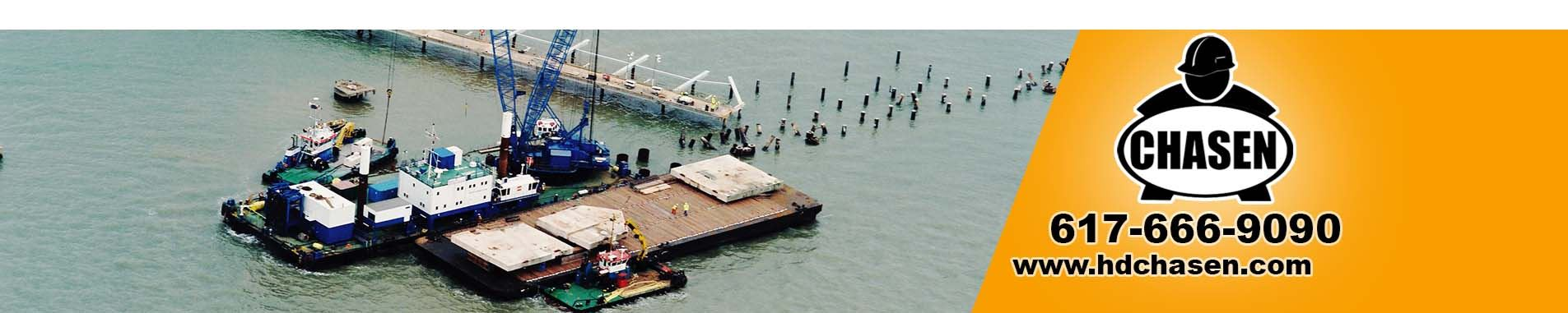 Dock Builder Supplies